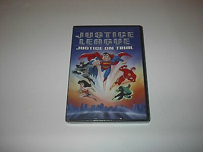 Dc Comics Justice League Justice On Trial 2003 Brand New