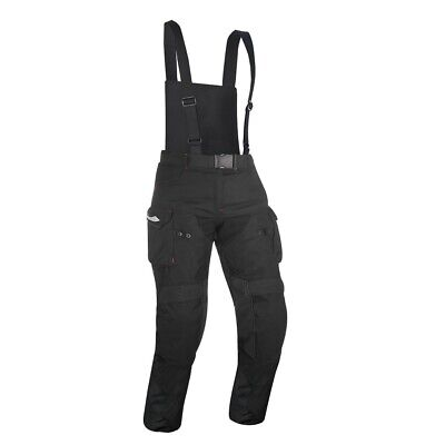NEW Oxford Montreal 3.0 Waterproof Motorcycle Textile Trousers