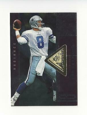 1998 SPx Finite Radiance #98 Troy Aikman Cowboys /2750