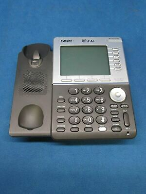 AT&T Synapse SB67035 Feature Deskset 16-Line VoIP Office Phone *Tested Working*