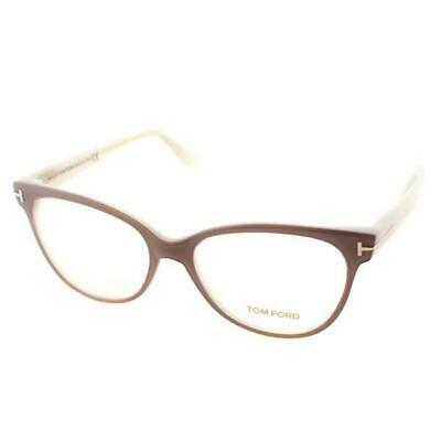 a8aa35b84d7c NEW AUTHENTIC EYEGLASSES TOM FORD TF 5291 074 made in Italy 53mm MMM ...