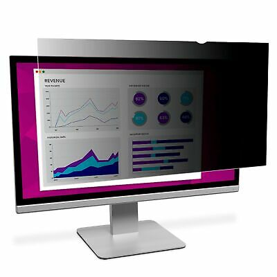 "3M High Clarity Privacy Filter for 23.8"" Widescreen Monitor"