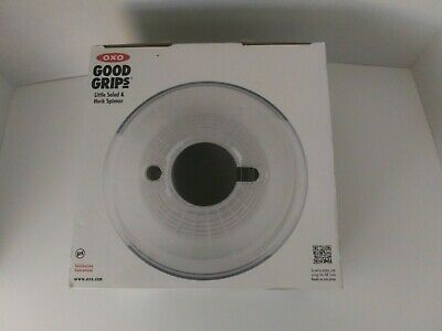Oxo Salad Spinner + Colander Salad Washer +Salad Mixing Bowl Best Salad Spinner