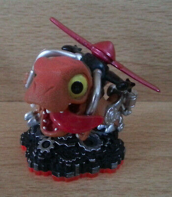 Figurine Skylander Skylanders Serie 4 Trap Team Tech Chopper Helico Choper