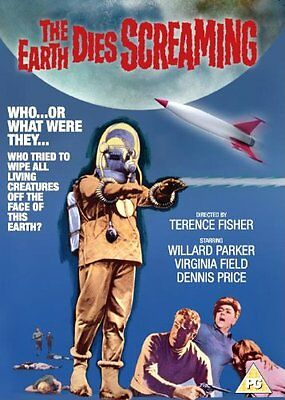 The Earth Dies Screaming  (1964)  DVD  (Brand New)