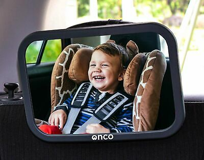 Onco Baby Car Mirror Peace of mind to keep an eye on baby in a rear child seat