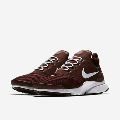 first rate 35684 a2f1c NIB Nike Mens Presto Fly Running Shoes 908019-602 Dark Team Red White