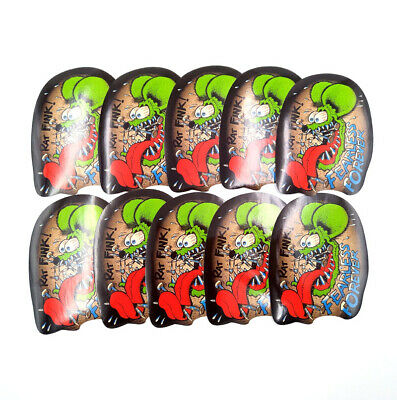 10Pcs Rat Fink Pinup Girl Vinyl Decal Vintage Ed Roth Big Daddy Bicycle Stickers
