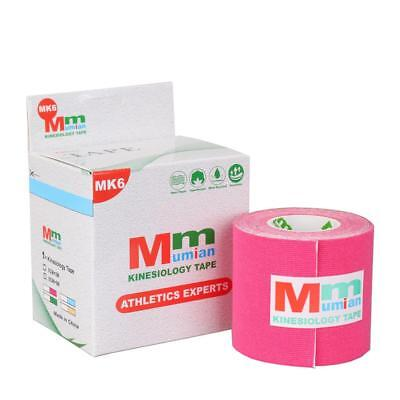 High Quality 100% cotton Water Resistant Breathable Kinesiology Sports Tape  AE