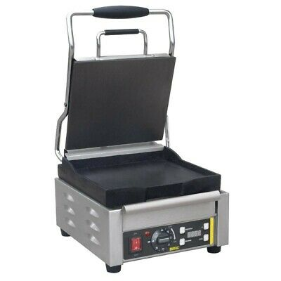 Buffalo Pro Contact Barbecue Lisse Comment Entrer en avec Grill Panini Pages