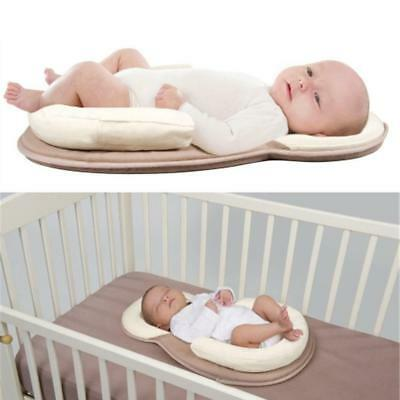 Portable Baby Nursing Pillow Sleep Cushion Pad Newborn Crib Nest Bed Mattress