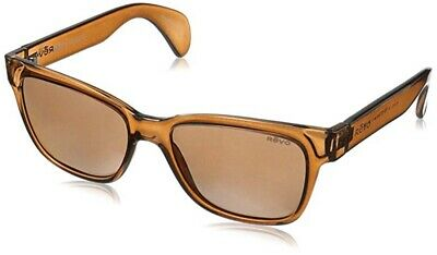 50499ceefd9 REVO EYEWEAR SUNGLASSES Greison Matte Sand with Polarized Graphite ...