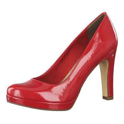 TAMARIS DAMEN PUMPS Lycoris 22426 Schuhe Lackleder Look