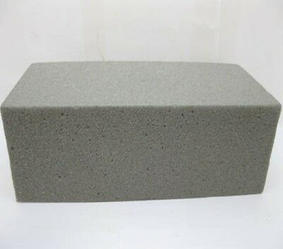 20X New Gray Dry Foam Brick for Artificial Flowers