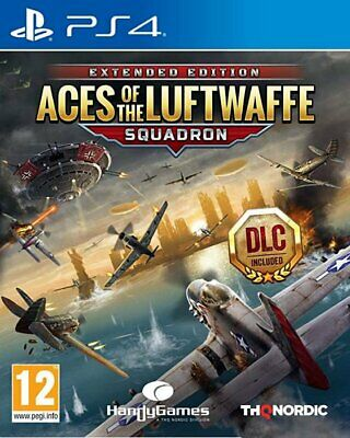 Aces of the Luftwaffe - Squadron Edition (PS4)  BRAND NEW AND SEALED - IN STOCK