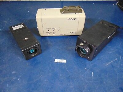 Toshiba VPC-920 CAMERA MICROSCOPE CCD DIGITAL COLOR