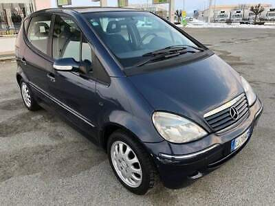 "MERCEDES-BENZ A 160 cat Elegance Lunga ""GPL"""