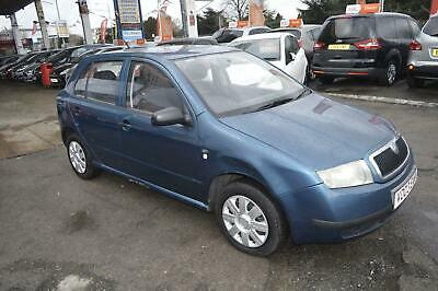 Skoda Fabia 1.4 Classic 5 DOORS MANUAL ONE OWNER