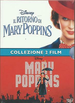 Mary Poppins. Collection (2018) 2 DVD dal 17/04/2019