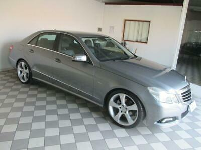 MERCEDES Classe E E 220 CDI BlueEFFICIENCY Avantgarde
