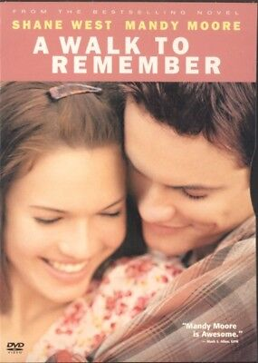 A Walk to Remember (DVD, 2002) NEW