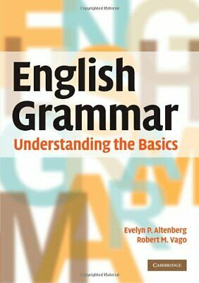 [PDF] English Grammar Understanding the Basics by Evelyn P. Altenberg