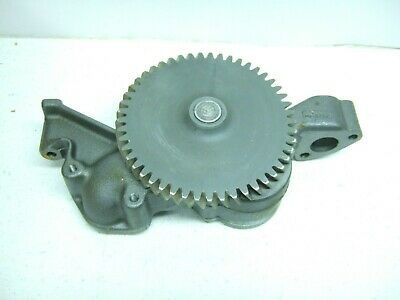 Detroit Diesel 55 series oil pump 23550408, 12 litre, OEM Detroit