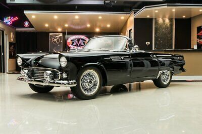 1955 Ford Thunderbird Convertible Frame Off, Rotisserie Restored! Ford 292ci V8, 3-Speed Manual, PS, PB, 2 Tops!