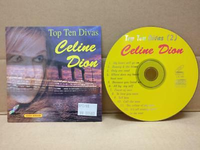 Celine Dion On Cover Only Rare Hong Kong VCD FCS8861