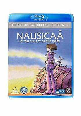 Nausicaa Of The Valley Of The Wind Blu-ray