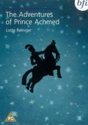 The Adventures of Prince Achmed DVD (2001) Lotte Reiniger cert PG Amazing Value