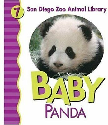 Baby Panda (San Diego Zoo Animal Library) by Pingry, Patricia A. Board book The