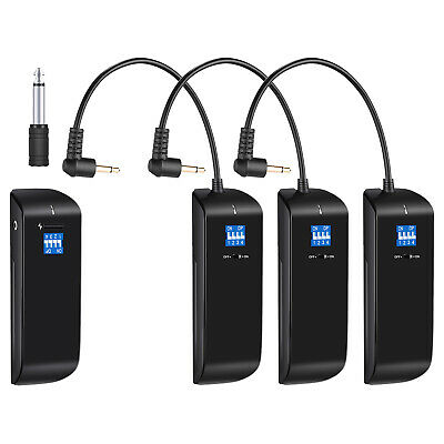 Neewer 16 Canales 2,4G Kit Disparador Flash 3 Receptores y 1 Transmisor