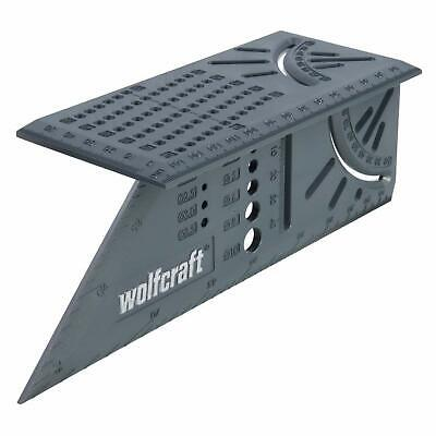 wolfcraft 5208000 Mitre Angle, 150 x 275 x 66 mm NEW - 1 DAY DELIVERY