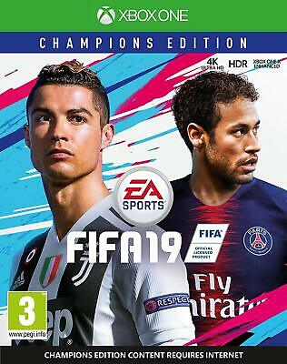 FIFA 19 Champions Edition (Xbox One) BRAND NEW SEALED