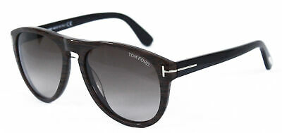 32e5e7ad0f3 TOM FORD MENS Sunglasses FT0347 Kurt 05K Brown -  156.10