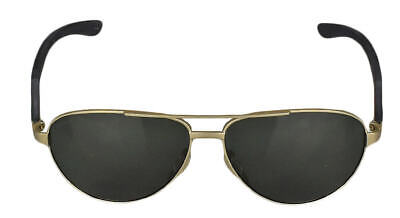 ed07e2a054976 New Smith Optics- Mens Salute Polarized Sunglasses Matte Gold Gray Green