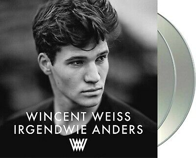 """Wincent Weiss """"irgendwie anders"""" limited Deluxe Edition 2CD NEU Album 2019"""
