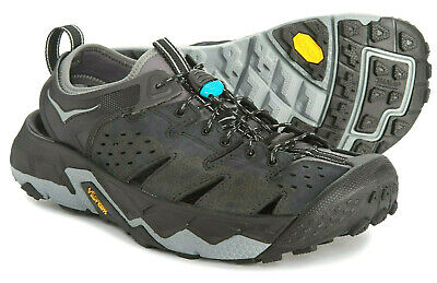 Hoka One One Tor Trafa Sport Sandals men s Hiking Trail Shoes Water or Land  Use a8a8d747c46
