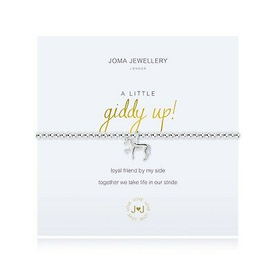 Joma Jewellery A Little TRANQUILITY Silver Plated Beaded Bracelet