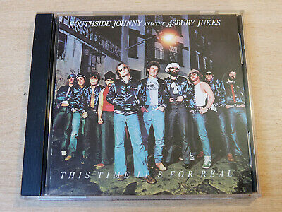 Southside Johnny & The Asbury Jukes/This Time It's Foe Real/Epic CD Album