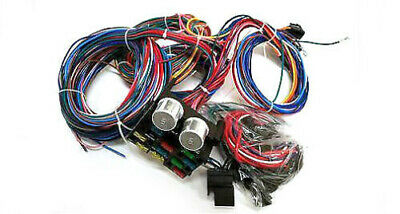 1937 1940 chevy business coupe 12 circuit wiring harness wire kit1937 1940 chevy business coupe 12 circuit wiring harness wire kit chevrolet new