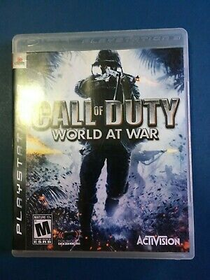 Well, call of duty world at war mature rating