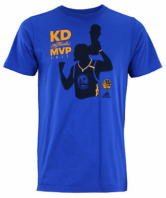 dffea6f6a87 Adidas NBA Men s Golden State Warriors Kevin Durant  35 Finals MVP 2017 Tee