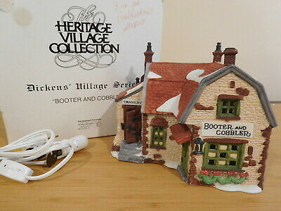 Dept 56 Dickens Village - Booter and Cobbler