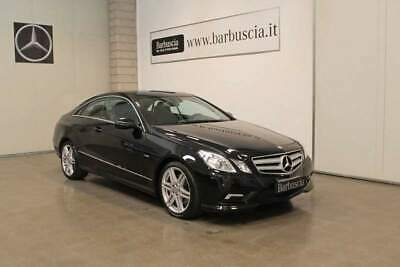 Mercedes-Benz Classe E Coupé E 250 CDI Coupé BlueEFFICIENCY Avantg.