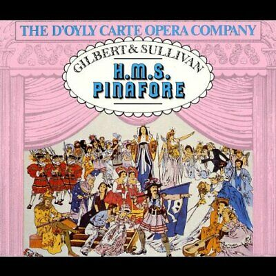The Official DOyly Carte Picture History Gilbert and Sullivan