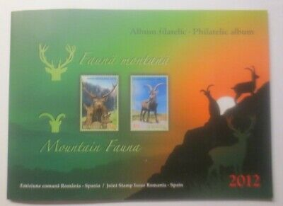 Romania Block 544 Xx with FDC in Retail Packaging-