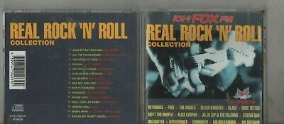 101.9 Fox Fm Real Rock N Roll Collection - Various Artists Cd