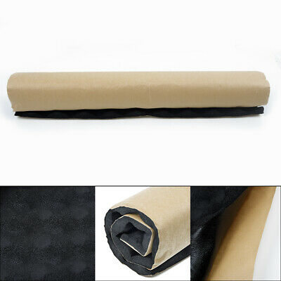 20mm Car Sound Deadener Noise Insulation Acoustic Dampening Foam Pad Panels New